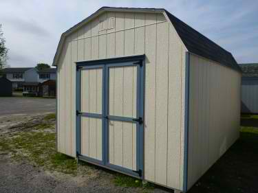 10'x14' Economy Barn w/ LP Smartside Siding