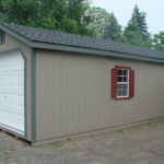 12x28 Premier A-Frame Garage