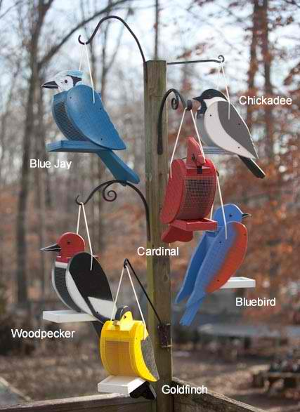Hand-Crafted-Bird-Feeders