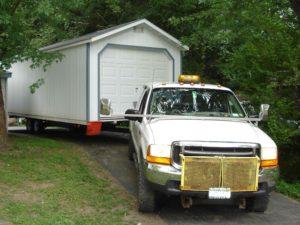 Moving-a-garage