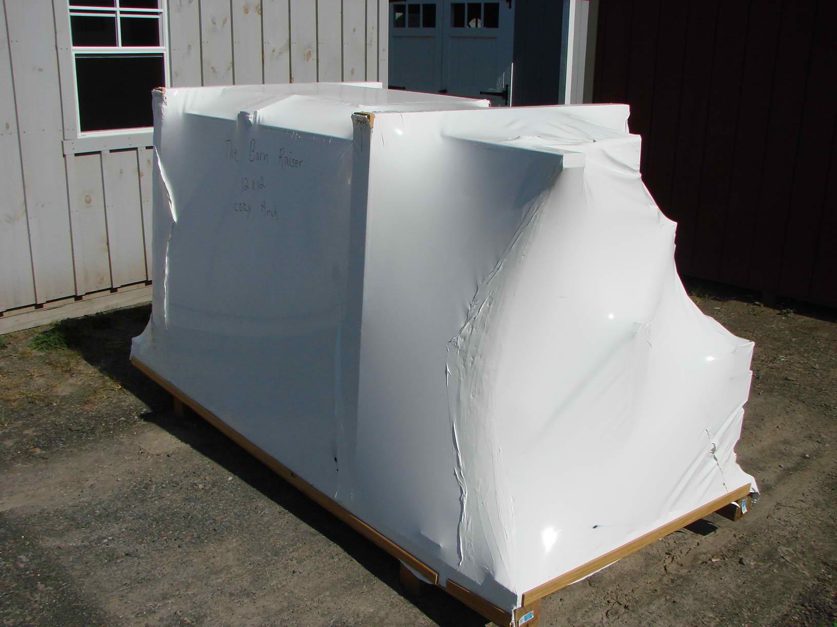Palatized & Shrink Wrapped Kit