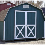 Duratemp 10'x10' 4' Wall Mini Barn