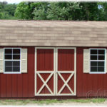 Duratemp 12'x16' Dutch Barn