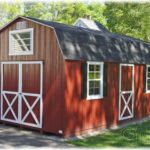 Duratemp 12'x20' Dutch Barn