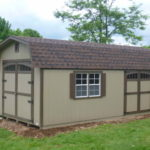 Duratemp 12'x24' Premier Dutch Barn