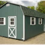 Duratemp 12'x28' Dutch Barn