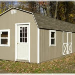 Duratemp 12'x30' Dutch Barn