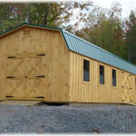 Board & Batten 14'x46' Dutch BarnBoard & Batten 14'x46' Dutch Barn