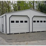 Duratemp 24'x32' 2-Car Garage