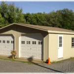 Duratemp 24'x24' 2-Car Garage