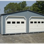 24'x24' Duratemp Garage