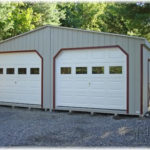 Duratemp 24'x28' 2-Car Garage