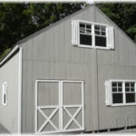 Duratemp 20'x20' 2-Story Storage Building