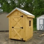 Board & Batten 5'x5' Mini Tool Shed