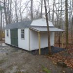 Duratemp 12'x20' Dutch Barn w/ Optional Lean To