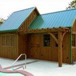 Board & Batten Custom Pool House