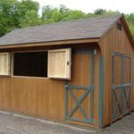 Duratemp 10'x14' Concession Stand