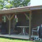 Board & Batten 20'x24' Cabin
