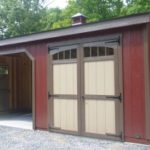 Duratemp 20'x20' Combo Garage & Shed