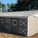 3o'x48' Low Profile Stall Barn