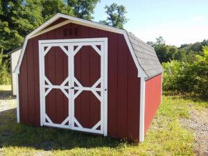 10x10 Mini Barn