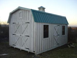 10x14 Dutch Barn