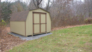 10x14 LP Economy Mini Barn