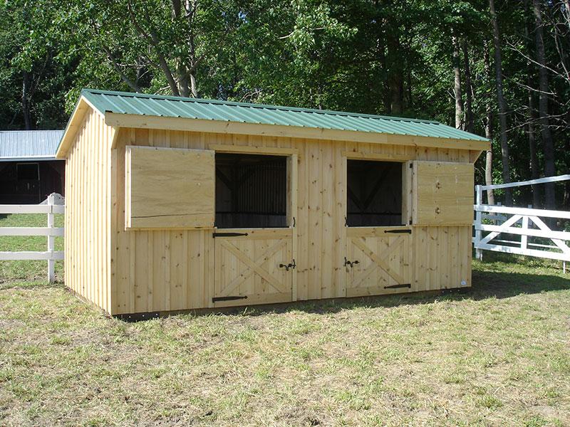 Stall Barns – The Barn Raiser