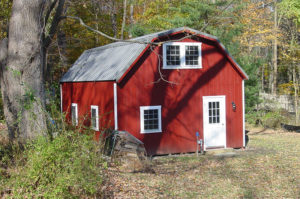 20x20 2 Story LP Gambrel Shed