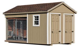 8_x14_-LP-SmartSide--Traditional-Double-Kennel-Back