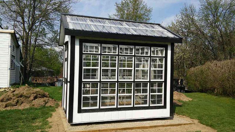 8x10 Greenhouse 2