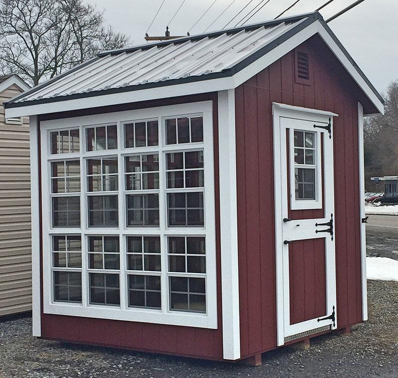 Greenhouses – The Barn Raiser