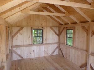 A Frame Interior