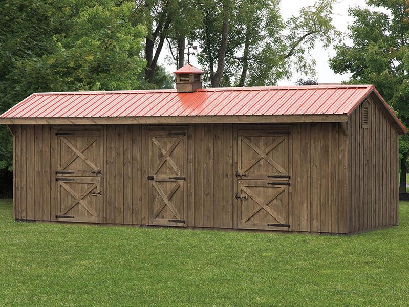 Stall-Barns