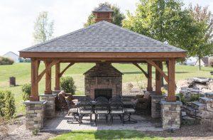 Pergolas & Pavilions – The Barn Raiser